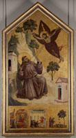 聖痕を受ける聖フランチェスコ