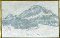 コルザス山 ノルウェー