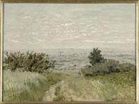 アルジャントゥイユの平原の眺め 26004017585| 写真素材・ストックフォト・画像・イラスト素材|アマナイメージズ