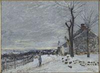 ヴヌー・ナドンの雪の季節