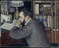 アンリ・コルディエールの肖像