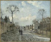 ルーヴシェンヌの道