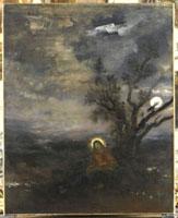 オリーブ山のキリスト