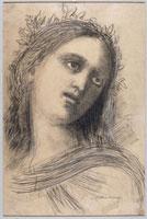 女の頭部 26004017772| 写真素材・ストックフォト・画像・イラスト素材|アマナイメージズ