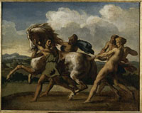 奴隷たちに止められる馬 26004017847| 写真素材・ストックフォト・画像・イラスト素材|アマナイメージズ