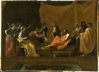 ファラオの冠に足を乗せるモーセ 26004017948| 写真素材・ストックフォト・画像・イラスト素材|アマナイメージズ