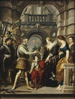 アンリ4世の神格化とマリー・ド・メディシスの摂政政治 26004017961| 写真素材・ストックフォト・画像・イラスト素材|アマナイメージズ