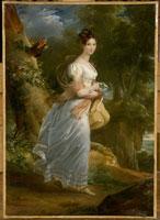 マリー=テレーズ・サバティエ・ド・カブルの肖像