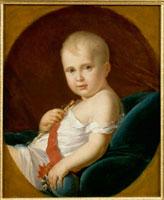 ローマ王ナポレオン=フランソワ(4歳)
