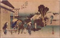 戸塚 元町別道(東海道五十三次)