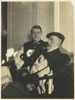 Auguste et Jean Renoir