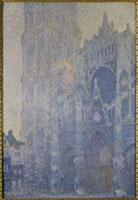 Cathedrale de Rouen. Le portail et la tour Saint-Romain,ef