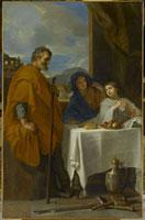 Sainte Famille,dit le Benedicite 26004018987| 写真素材・ストックフォト・画像・イラスト素材|アマナイメージズ