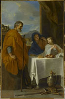 Sainte Famille�Cdit le Benedicite