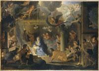 L'Adoration des bergers 26004018998| 写真素材・ストックフォト・画像・イラスト素材|アマナイメージズ