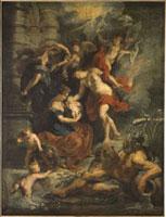 La naissance de Marie de Medicis a Florence le 26 avril 15