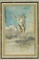 Etudes pour La Vierge du Sacre-Coeur ou Le Tromphe de la Rel 26004019301| 写真素材・ストックフォト・画像・イラスト素材|アマナイメージズ