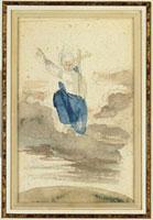 Etudes pour La Vierge du Sacre-Coeur ou Le Tromphe de la Rel
