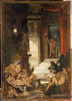 Hercule et les filles de Thespius