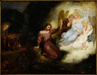 Le Christ au jardin des Oliviers 26004019648| 写真素材・ストックフォト・画像・イラスト素材|アマナイメージズ