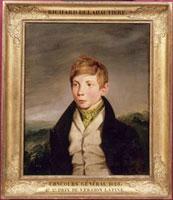 Portrait de Richard-Auguste de la Hautiere