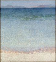 Les iles d'Or, iles d'Hyeres (Var)