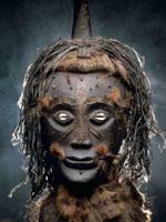 Statuette anthropomorphe Nkishi