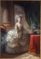 Marie-Antoinette d'Autriche, reine de France (1755-1793)