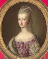 Marie-Antoinette de Lorraine-Habsbourg, archiduchesse d�fAut