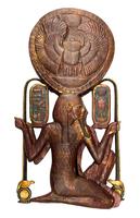 Boite a miroir en forme du dieu Heh 26004020430| 写真素材・ストックフォト・画像・イラスト素材|アマナイメージズ