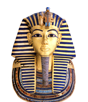 Masque funeraire du roi