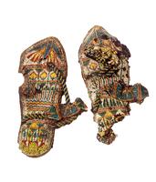 Sandales perlees de Toutankhamon 26004020482| 写真素材・ストックフォト・画像・イラスト素材|アマナイメージズ