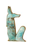 Pendentif amulette en forme du dieu Anubis