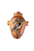 Pendentif amulette en forme de coeur portant la representati 26004020510| 写真素材・ストックフォト・画像・イラスト素材|アマナイメージズ