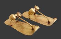 Paire de sandales du roi 26004020605| 写真素材・ストックフォト・画像・イラスト素材|アマナイメージズ