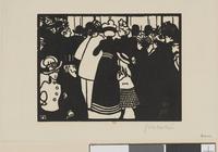 "La Vitrine de Lalique (""Exposition Universelle"". III)"
