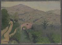 Paysage des environs de Perouse