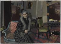 Madame Alexandre Bernheim, nee Henriette Adler, femme du ma