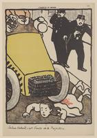 Salue d'abord, c'est l'auto de la Prefecture : Crimes et ch