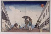 Kasumigaseki, scene de rue 26004020814| 写真素材・ストックフォト・画像・イラスト素材|アマナイメージズ