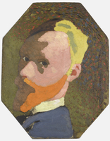 Autoportrait octogonal