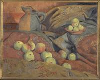 Pommes et cruche