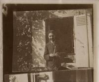Pierre Bonnard, autoportrait
