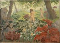 La baignade ou Lotus