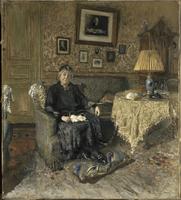 Madame Adrien Benard, femme du premier president de la Compagnie du Metropolitain