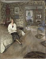 La comtesse Jean de Polignac, nee Marie-Blanche di Pietro (1897-1958)