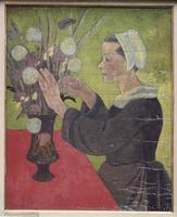 Bretonne au bouquet