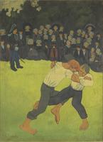 La lutte bretonne