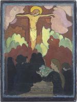 L'Offrande au Calvaire 26004021515  写真素材・ストックフォト・画像・イラスト素材 アマナイメージズ