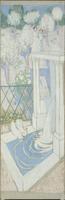 Paravent aux colombes 26004021542  写真素材・ストックフォト・画像・イラスト素材 アマナイメージズ